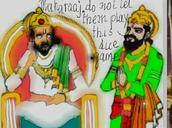 The Vidura & Duryodhana Within Us