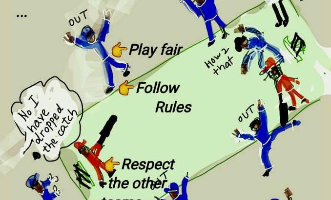 Organisational Sportsmanship