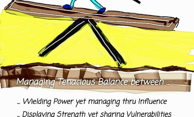 Tenacious Balance