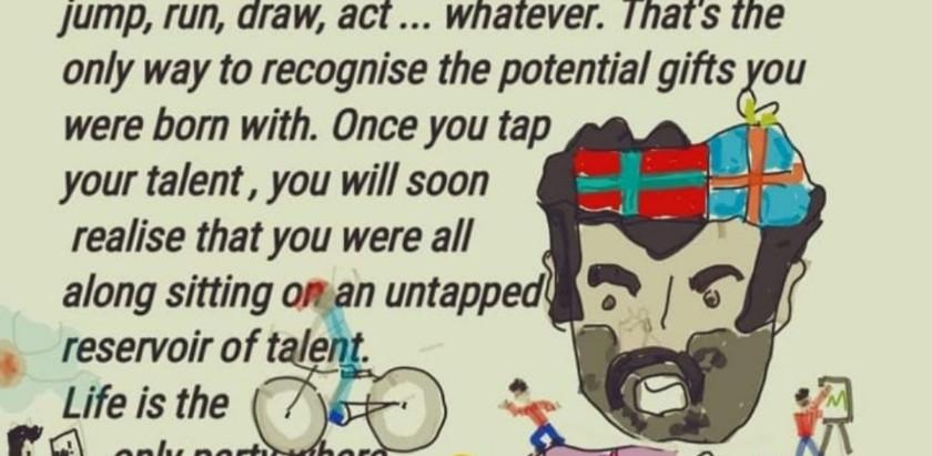 Tap Your Hidden Potential