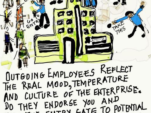 Voice of Exiting Employees