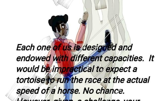 Race To Capacity