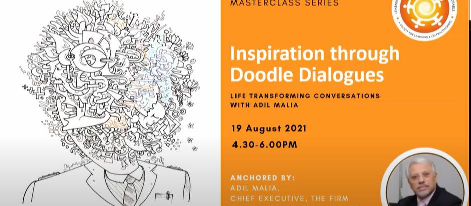 DOODLE DIALOGUES - INSPIRATION