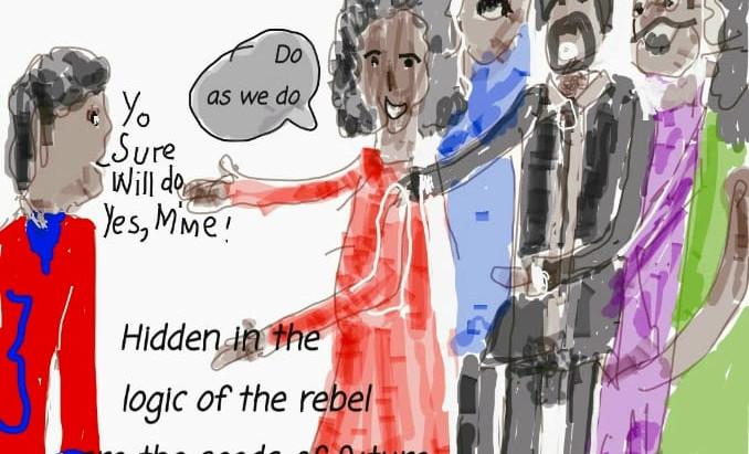 Socializing The Rebel