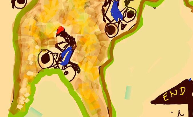 New skills for new roads... VUCALAND has tough terrain.
