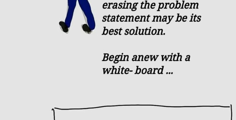 White-Boarding your problems