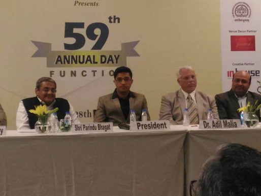 Baroda Management Association - 60th Founders' Day