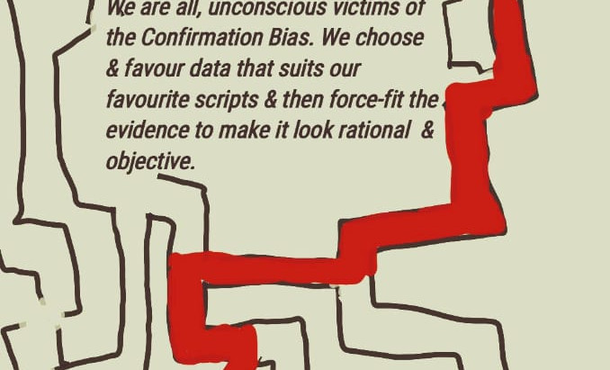 Victims of Confirmation Bias