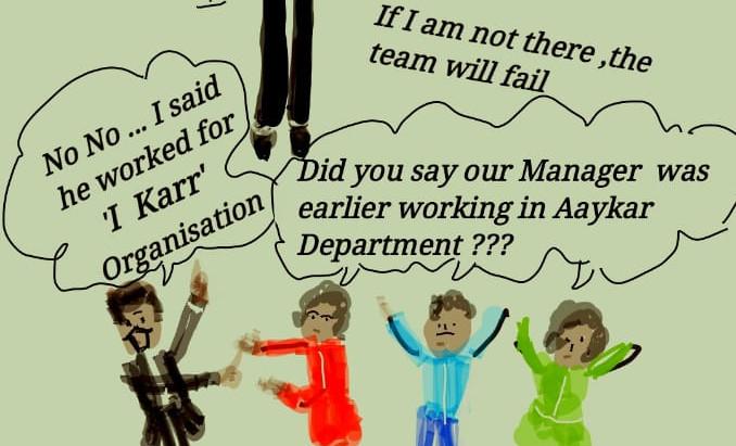 'I Karr' Leadership...