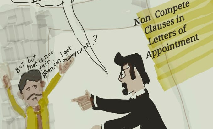 'Non- Compete' Clauses Void