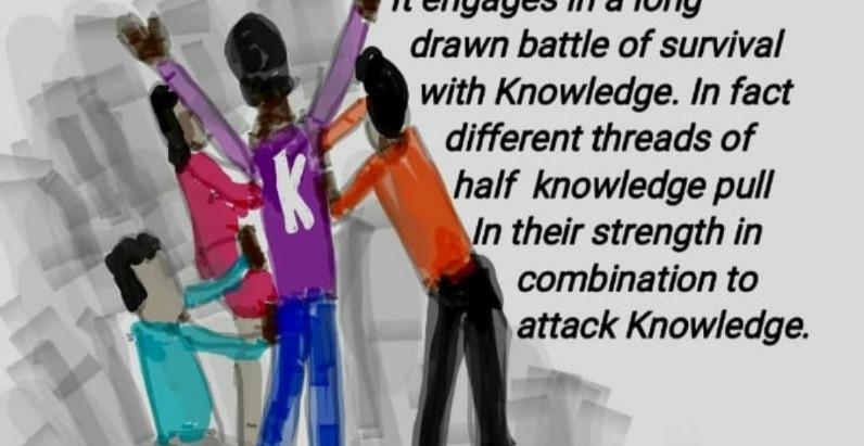 Knowledge Battles