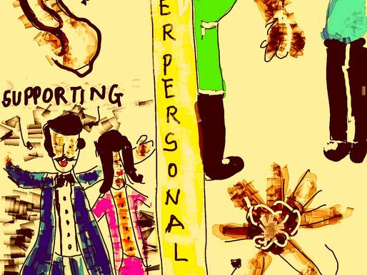 INTERPERSONAL SKILLS...