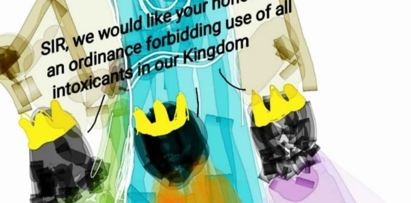 The King Of Aradus
