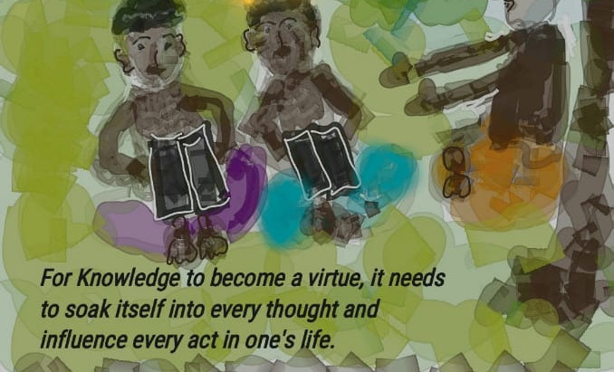 Knowledge Without Virtue
