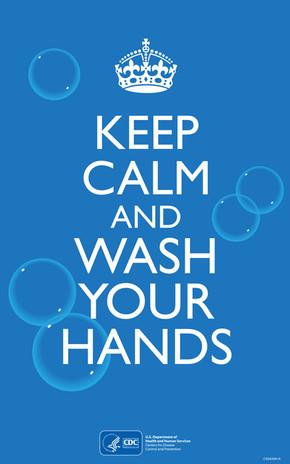 CDC Keep Calm