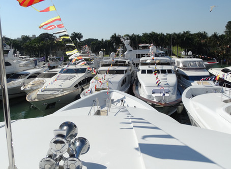 Top Notch Tabletop Miami Boat Show 2016