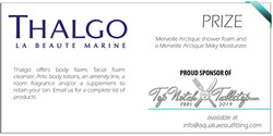 Sponsored by Thalgo USA