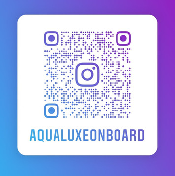 Follow us on Insta Aqualuxe Outfitting