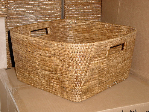 "Towel Basket Medium 24""x20""x13"""