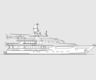 Aqualuxe Yacht Outline