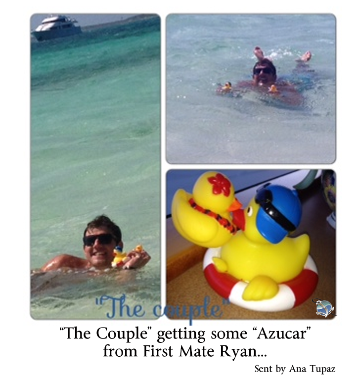 Ana Tupaz the Couple getting some Azucar from Ryan.png