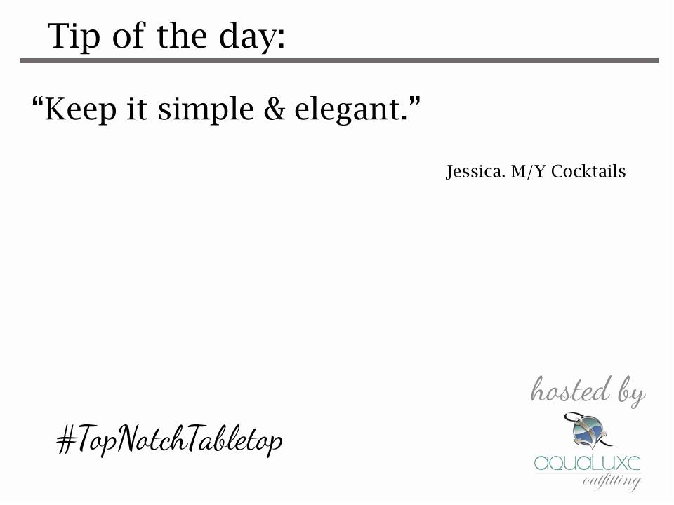 Cocktails Tip 2