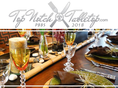 5th Annual Top Notch Tabletop Challenge 2018