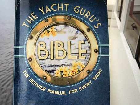 The Yacht Guru's Bible by Alene Keenan sets the standards for a successful interior
