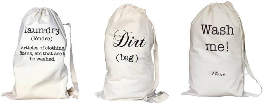 Bag-All Laundry Printed Bags