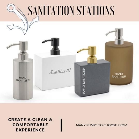 1 INSTA 2.1 Bath Sanitation Stations Aqu