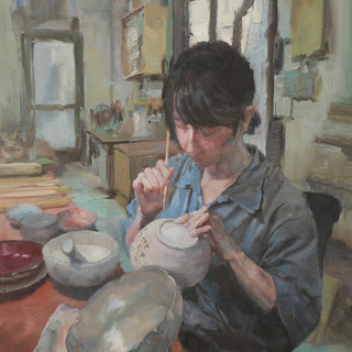 Kyoto Painter