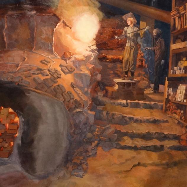 13 Chamber Noborigama