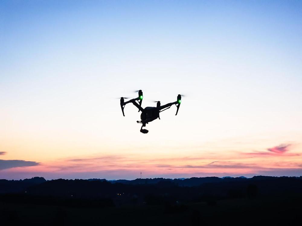 drone courses, drone course, virginia, virginia highlands community college, drones, drone, uas, uav, suas, suas news