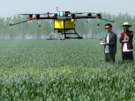 Chinese agriculture drone makers see demand rise amid coronavirus outbreak