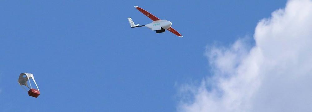zipline, zipline international, drone delivery, commercial drone, healthcare, healthcare drone, drones, drone, uas, uav, suas, fortune, rwanda drone, rwanda