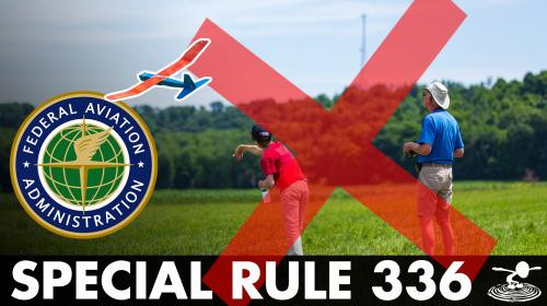 faa, federal aviation administration, special rule 336, flitetest