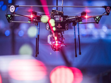 Commercial and Consumer Drone spending projected to smash £12 billion this year