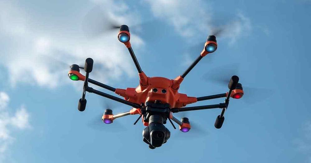 yuneec, yuneec h520, mobilicom, skyhopper, commercial drone, drones, drone, uas, uav, suas, drone life