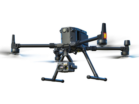 DJI's new industrial UAV is the coolest drone for industry