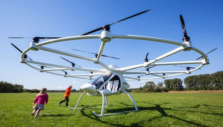 drones, drone, uas, uav, drone travel, drone technology, honeywell, volocopter, drone delivery, suas news