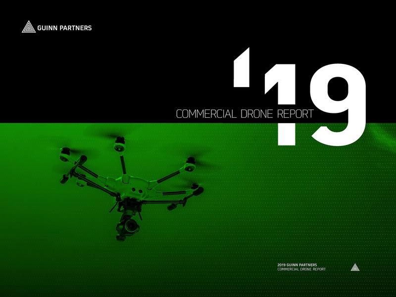 guinn partners, commercial drone report, commercial drone, drone tech, drone technology, drones, drone, uas, uav, suas