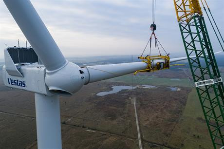 denmark, vestas, windpower, windmill, drones, drone, uas, uav, suas, drone technology, drone inspection, commercial drone, windpower monthly