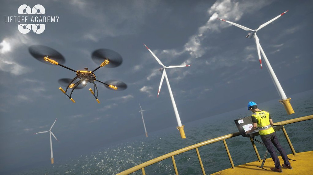 liftoff, simulator, liftoff academy, suas news, drones, drone, uas, uav
