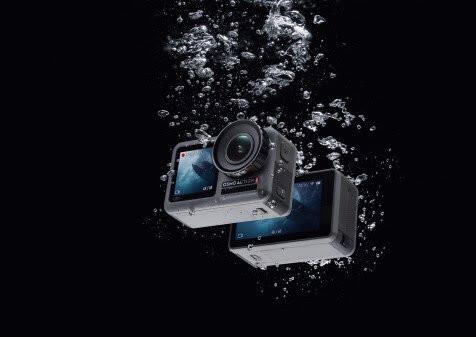 dji, dji osmo action camera, dji osmo, osmo action camera, action camera, 4k camera, dji drones, drones, drone, uas, uav, suas, aerial photography, suas news