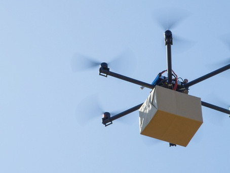 The Postal Service is Exploring Big Ideas for Small Drones