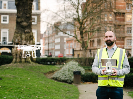 Paragon's drone service flies to 200 job milestone