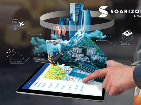 SOARIZON Enables Safe and Compliant Drone Flights for Operators of All Sizes
