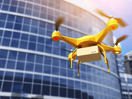 Commercial Drone Market to Hit 2.44 Million Units by 2023