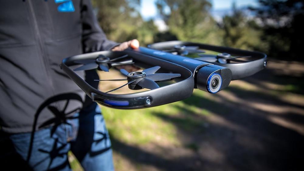 skydio, skydio r1, drones, drone, uas, uav, suas, tech, technology, rotordrone magazine, rotordrone
