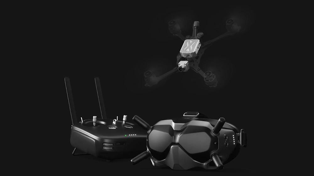 dji, dji fpv, fpv goggles, first person view, dji drones, goggles, virtual reality, drones, drone, uas, uav, suas, drone technology, drone tech